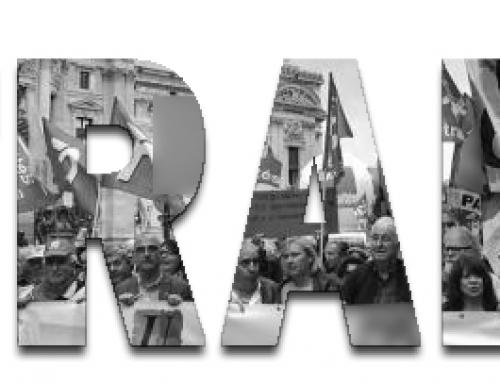 18 octobre 2018 Mobilisation générale